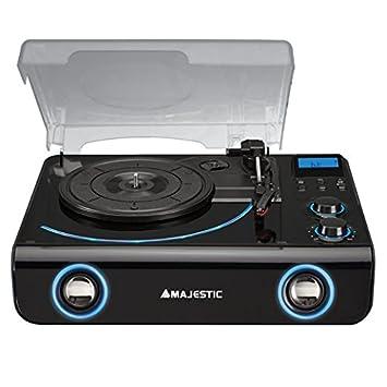 New Majestic TT-42 BT USB AX Negro: Amazon.es: Electrónica