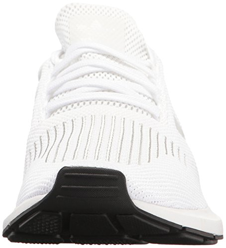 adidas RUN WHITE/BLACK,11 Medium US
