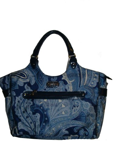 jessica-simpson-luggage-spoonful-of-sugar-laptop-tote-blue-paisley