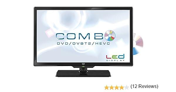 Ltv 1906 hdvd Combo TV + DVD + USB 19 negro - 12 Volt pulgadas Trevi: Amazon.es: Electrónica