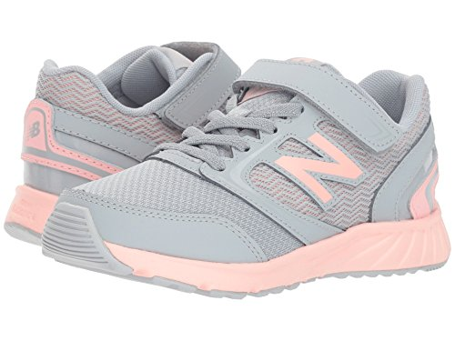 [new balance(ニューバランス)] メンズランニングシューズ?スニーカー?靴 KA455v1Y (Little Kid/Big Kid) Quarry/Himalayan Pink 3 Little Kid (22cm) W