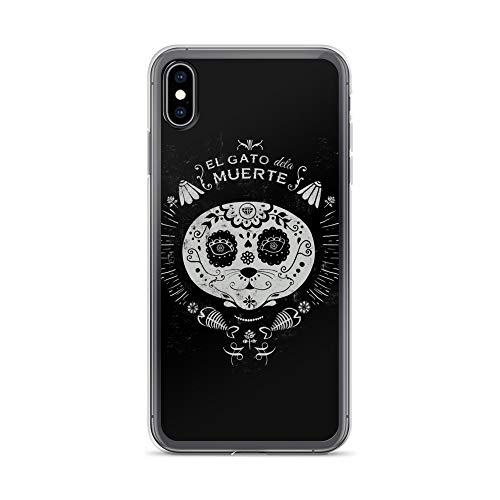 Goblin Black Blade - iPhone Xs Max Case Anti-Scratch Creature Animal Transparent Cases Cover Cat Muerte Animals Fauna Crystal Clear