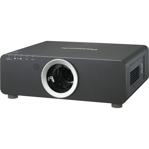 - Panasonic Pt. Dz680ulk Dlp Projector . 1080P . Hdtv . 16:10 . Ntsc, Pal, Secam . 1920 X 1200 . Wuxga . 2,000:1 . 6000 Lm . Hdmi . Vga In . Fast Ethernet . 750 W . Black Color