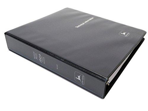 - John Deere 410 Loader Backhoe Technical Repair Shop Service Manual Book