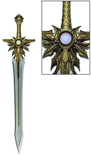 Justice Sword (Diablo El'Druin: Sword of Justice Replica Action Figure)