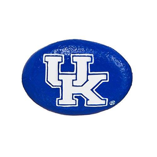 Team Sports America University of Kentucky Your Team Rocks Team Logo Garden Rock