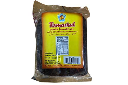 Seedless Tamarind Paste - 14oz (Pack of 1)