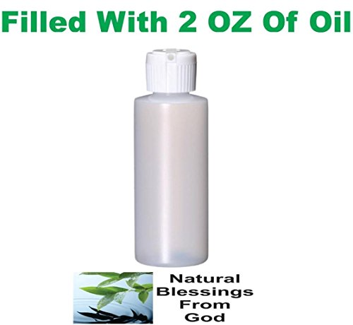 White Musk Scented Oil (White (Arabian) Musk UNCUT Scented Diffuser Incense Oil Fragrance Home Oil Burner 2 OZ Plastic Bottle)