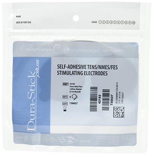 (Chattanooga Dura-Stick Plus Self Adhesive Electrodes, 2