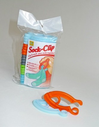 Clip Art Sock Clip amazon com cyclops sock clip keeps an eye on your socks pack of 20 multi colored clips home kitchen