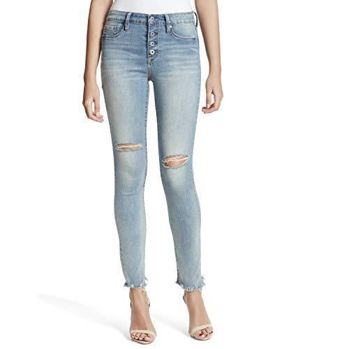 Jessica Simpson Women's Kiss Me Skinny Ankle Jean