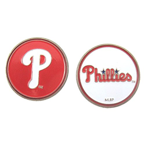 Philadelphia Phillies Golf Ball Marker (2-Sided)