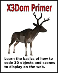 Image being able to create and display 3D objects and 3D scenes on your webpage by just typing in some simple text, without having to deal with a complicated design application? With today's modern web browsers you can do exactly that. X3Dom ...