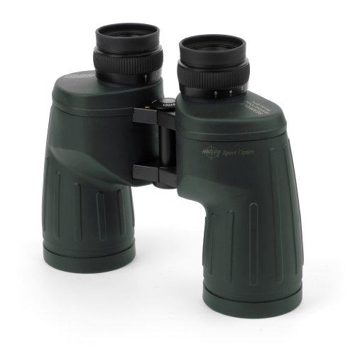 SWIFT 874 Seawolf HP Marine Binocular, Black