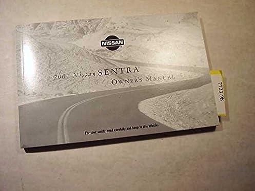 2001 nissan sentra owners manual nissan amazon com books rh amazon com nissan sentra owners manual 2015 nissan sentra owners manual 2011