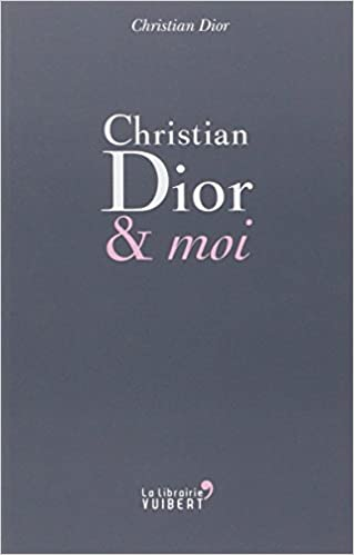 livre christian dior & moi