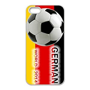 German world cup football Cell Phone Case for iPhone 5S