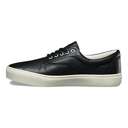 Mens Size 5 Cup Era Skateboarding Fashion 8 Vans Black Womens 6 Ca Shoes Leather Bnt6xgq