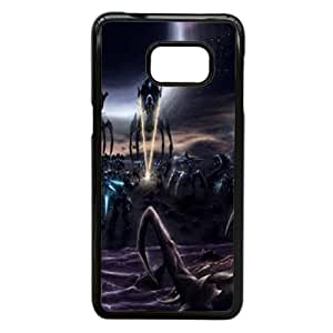 Well Design Samsung Galaxy S6 Edge Plus phone case - design with Starcraft 2 Protoss pattern