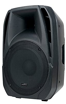 "American Audio ELS15A Lightweight 15"" Active Speaker,"