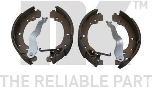 Bremsbacken Set Hinten Nk Bremstrommeln