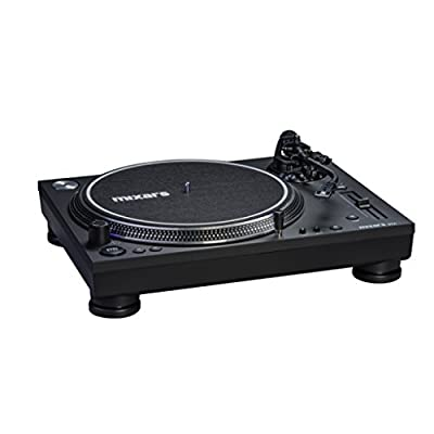 Mixars STA S-Arm High Torque DJ Turntable - New from Mixars