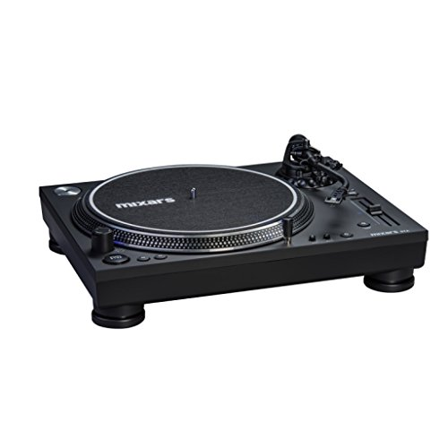 Mixars STA S-Arm High Torque DJ Turntable - New