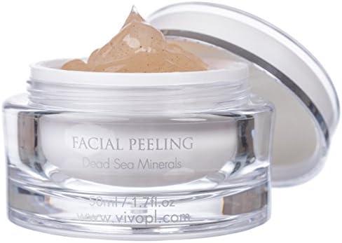 Vivo Per Lei Facial Peeling Gel   Contains Dead Sea Minerals
