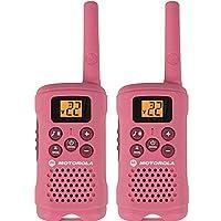 Motorola MG167A Radio de dos vías FRS /GMRS de 22 canales Hasta 16 millas de alcance (par)