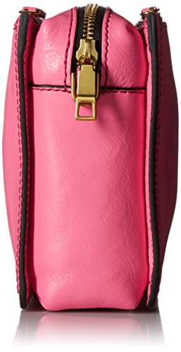 Bag Neon Fossil Crossbody Pink Campbell ZtEXw