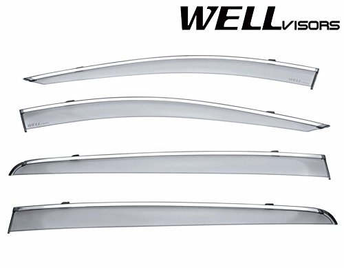 wellvisors-side-window-wind-deflector-visors-kia-sportage-17-up-2017-with-chrome-trim