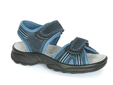 buy popular 2f368 e7cfe Superfit Schuhe, blaue Jungen Schuhe Sandalen Größe 33 ...