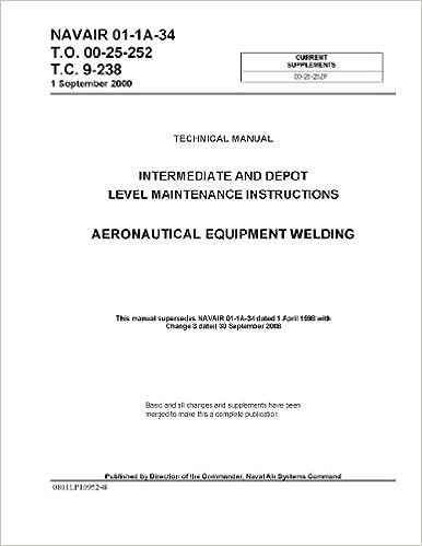 Navair 01 1a 34 Intermediate And Depot Level Maintenance