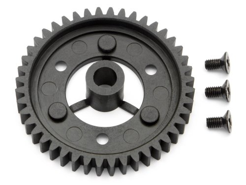 HPI Racing 77054 3-Speed Spur Gear 44T with Spacer, ()