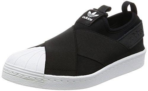 W Slittamento Superstar Nero Ginnastica Adidas Nero Scarpe Bianco OIznwaqIZ