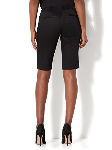 New-York-Co-Womens-7Th-Avenue-Bermuda-Short-Signature