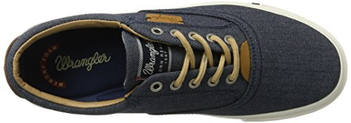 Wrangler Icon Board - Zapatillas Hombre azul (navy)
