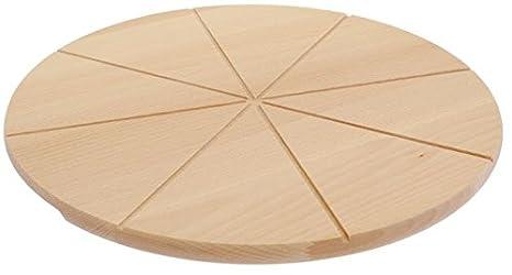 Vassoi In Legno Ikea : Ikea rotondo in legno tagliere per pizza pizza vassoio piatto per