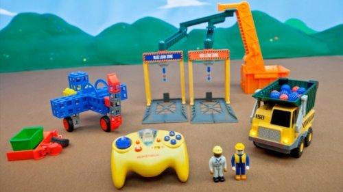 Rokenbok Get ROK'n Young Builder & Action Set ()