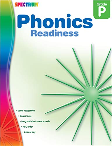 Spectrum Early Years: Phonics Readiness, PreK