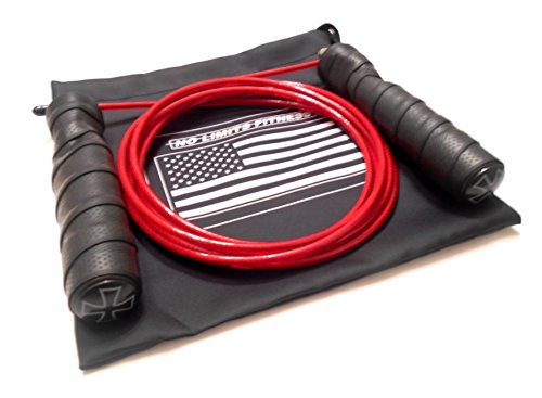 nolimitstm-quality-adjustable-jump-rope-best-for-crossfit-training-mma-boxing-wod-speed-rope-exercis