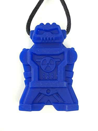 chubuddy Chewable Pendant non toxic material blue product image