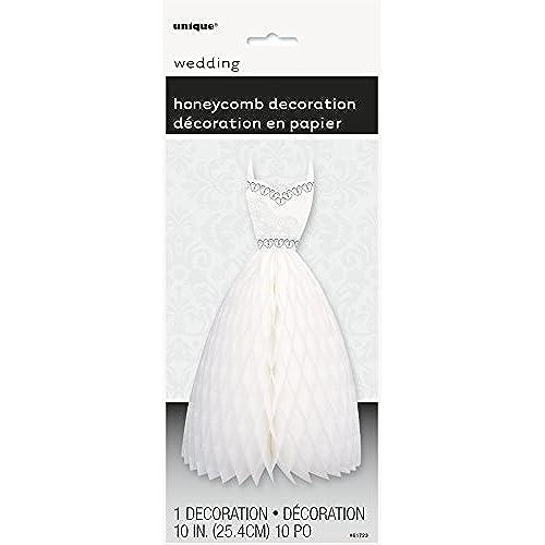 Bridal shower table decorations amazon 10 wedding dress centerpiece decoration junglespirit Choice Image