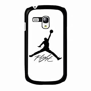 New Fashion Brand Basketball Star Michael Jordan Logo Phone Funda Fit Samsung Galaxy S3Mini Hard Funda