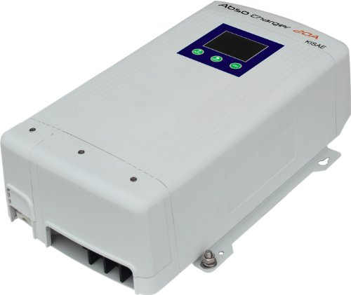 Price comparison product image KISAE Technology AC 1220 Abso Charger,  20-Amp
