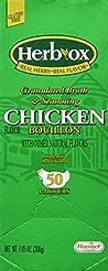 Hormel Herb Ox Chicken Bouillon 50 Packe...