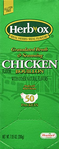 Herb Ox Chicken Bouillon - 1