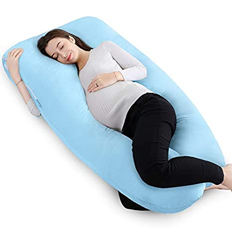 Amazon Com Queen Rose Pregnancy Body Pillow U Shaped Maternity