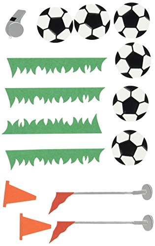 Jolee's By You Dimensional Sticker, Soccer