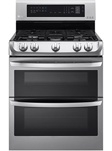 Double Gas Oven (LG LDG4313ST 30